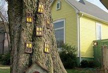 Garden and patio ideas / by Beautifully Broke DesignsChicago