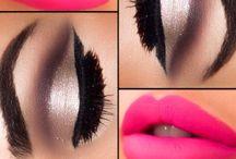 Make up,hair &nails