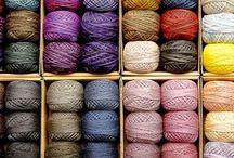 Tejidos: Telar, Crochet, Tatting / Fotos, técnicas, videos.