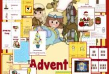 Advent Ideas for Kids / Advent 2014 For the Family - Jesus Is The Reason for the Season! Add the tradition of celebrating Advent to your family's holiday season and create a magical holiday that your family will treasure forever.