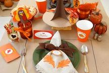 Thanksgiving Party and Snack Ideas for Kids / Adorable Thanksgiving party and snack ideas for kids. These OH SO CUTE Thanksgiving party ideas will guarantee your party's success! Enjoy and Happy Thanksgiving!