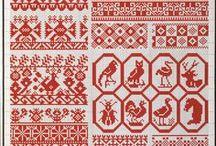 Kreuzstisch / cross stitch