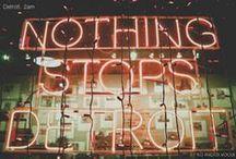 Detroit / Living In The D ..... www.MichiganDiscountMattress.com