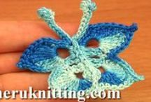 Crochet Elements and Projects / by SHERU Knitting&Fashion