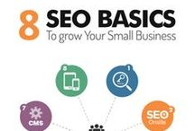 SEO & SEM for Small Businesses / Search engine optimisation (SEO) and Search engine marketing (SEM) for Small Businesses.
