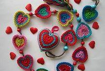 Crochet / Celebrating the craft of crochet and knitting