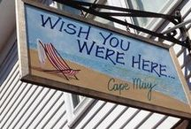 CAPE MAY, NEW JERSEY / All About The Historic Town Of Cape May New Jersey / by Harley Trikker 5547