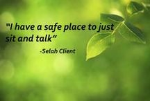 Feedback Quotes / Feedback from our clients about Selah