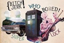 SUPERWHOLOCK / by Rebecca Mckenzie