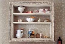 relooking intérieur / Des idées pour redonner un coup de jeune à un meuble ou à un objet.
