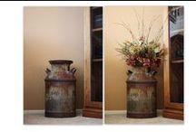 make other ARRANGEMENTs / floral and still life arrangements for decor etc