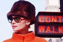 Audrey Hepburn. / Everything Audrey Hepburn. / by Meredith Hunt