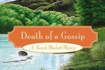 Cozy Mysteries / snuggle up with a good cozy mystery!
