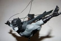 DC Comics Collectibles / Collection of dc collectibles statues I have or planning to get
