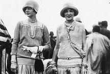Flapper Fashion / Some of my favorite outfits from the Roaring 20s.