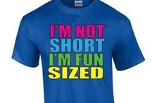 Funny Shirts / Funny shirts and clothing that you can enjoy for yourself or give as a gift.