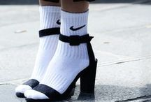 Sock Street Style