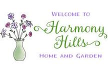 Harmony Hills Home and Garden / Making a home in our historic 1925 Colonial Revival in suburban Baltimore.