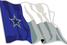 Cool Dallas Cowboy stuff / by Ashley Sobota