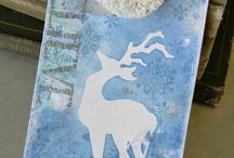 kerstmis kaarten