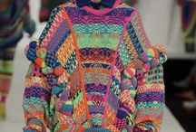 Knitwear - jacquards / Fairisle & jacquard patterns