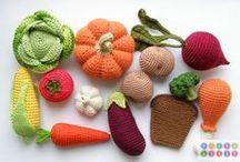 Virkkaus - Crochet / Ideoita, tulevia projekteja (ehkä).