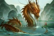 Fantasy, art and photography / Fairytales, Fantasy Lands and Mythical Creatures