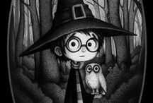 Mischief Managed / Happiness can be found, even in the darkest of times, if one only remembers to turn on the light - Albus Dumbledore