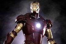 Iron Man vs Hulk / Iron Man and Hulk references