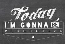 Get Productive