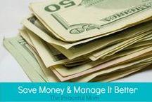 Ways To Manage Money