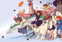 Ghibli / The most beautiful and inspiring movies of all!