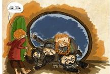 Thorin and his Company / This is NOT a board for The Hobbit book/movie, it`s simply for Bilbo and the thirteen dwarves | &the cast