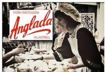 """Forn Anglada - """"Cal Forner"""" / http://www.fornanglada-calforner.cat - Forn Anglada Cal Forner és el degà dels comerços d´Ullastrell amb gairebé 140 anys d´activitat ininterrompuda. Des de 1875, any de la construcció del forn, sis generacions Anglada han fet i servit pa als ullastrellencs seguint els ensenyaments transmesos de pares a fills i mantenint el forn de llenya original amb poquíssimes modificacions. - Tot tipus de pans especials - Coques - Pastissos - Magdalenes - Galetes com els populars Xaumets."""