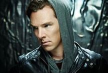 I'm Cumberbatched / It wasn't my fault! I just saw a bit of Sherlock and he had me under his spell!