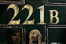 221B Baker Street / I'm not a psychopath, I'm a high-functioning sociopath, do your research