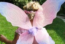 Pink Fairy Costumes