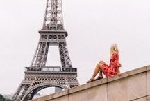 Solo Travel / Solo travel tips for the fearless lady traveler!