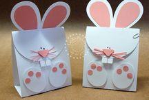 Cajitas de papel