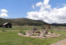 Red Horse Farm / Red Horse Farm, Pagosa Springs, CO, is now for sale!