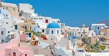 Santorini // Greece / Santorini Has Been Characterized As A Phenomenon. Formed As A Result Of An Underwater Volcano Eruption During The Ancient Times, It Consists Of A Blast Of Shapes, Pictures, Flavors And Emotions