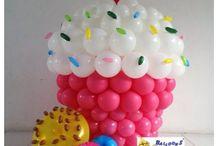 Party ideas / Balloons