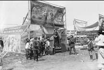 1900: The Westchester County Fair / Cattle, dogs, horses and mermaids captured alive