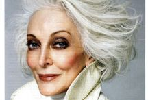 Pro-Grey /  Style and Attitude = Graceful Elegance