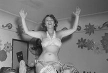 February 1953: Rio Carnival / Costumed debauchery, just in time for Lent