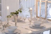 Table scalple,Table setting / It is so cute to make the table ready. It is almost nicer than make the food.