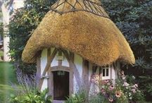 Tree Houses and Garden Cottages / Awesome