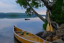 Canoteing and kayaking in Finland/ Kanoottiretki Suomessa / A Dream