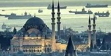 Istanbul // Turkey / Istanbul is an amazing city, unique for many reasons. The only city that spreads across two continents abridging the European West with the exotic enchanting East, is a cultural experience of a lifetime.