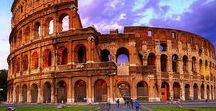 Rome // Italy / Wander around Rome, one of the oldest cities in the world.